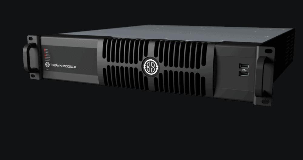 Tessera M2 LED Processor
