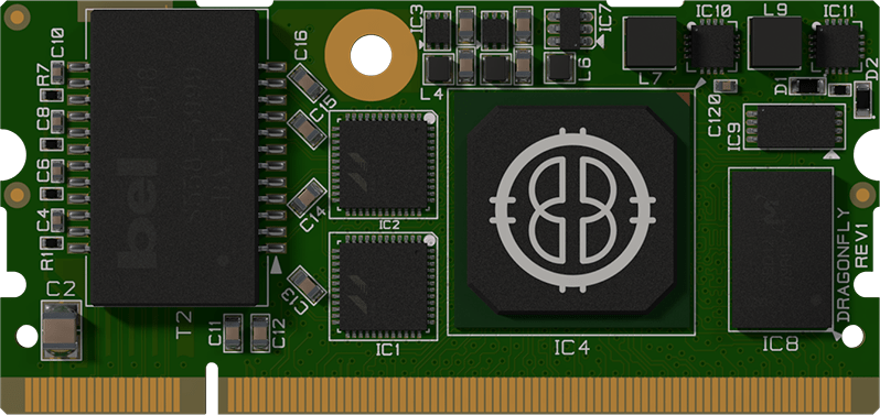 Tessera R2 Receiver Card