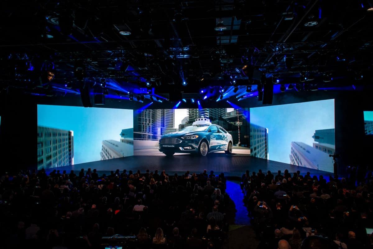 Creative Technology - Detroit Auto Show 2019