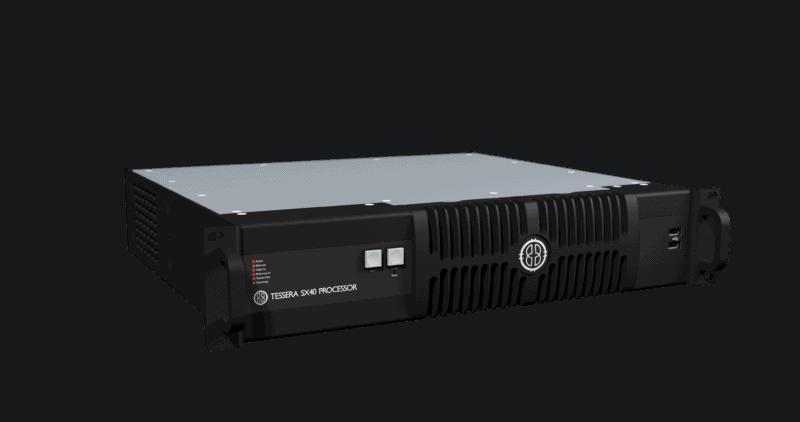 Tessera SX40 LED Processor