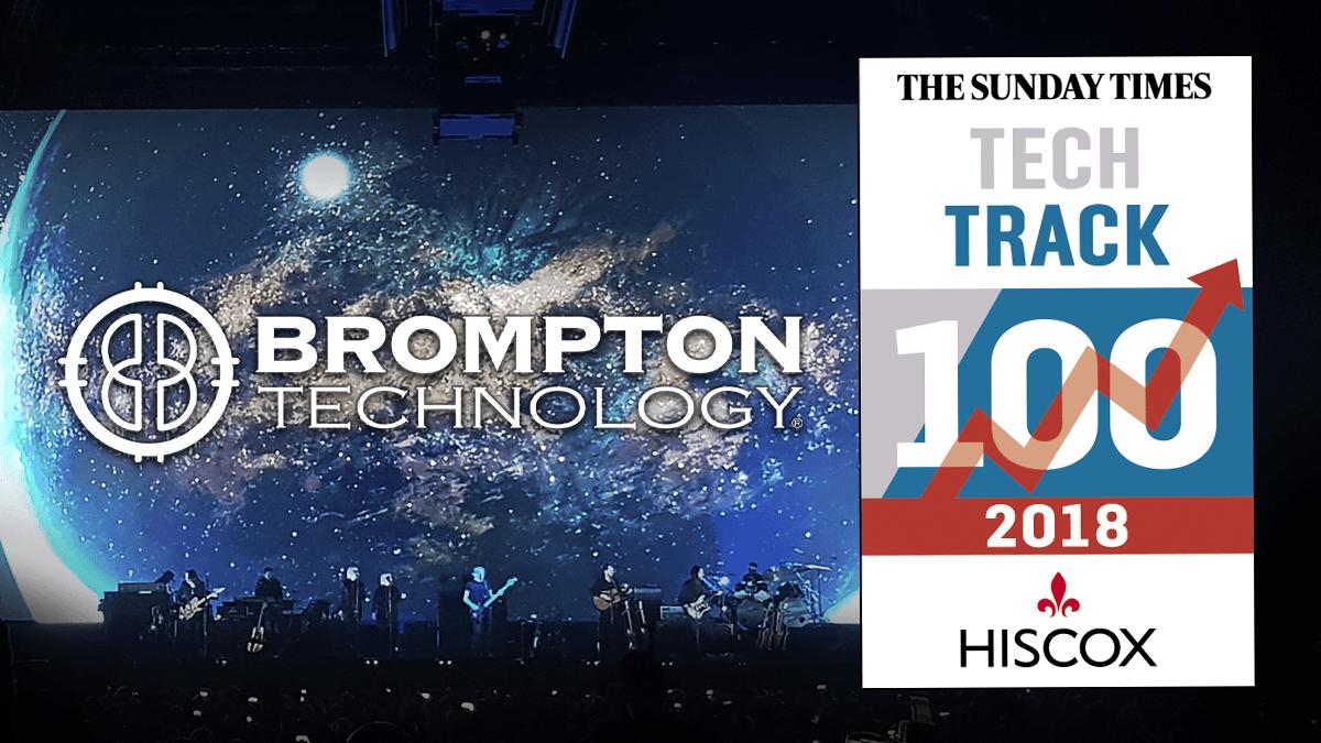 BROMPTON IN TECH TRACK 100