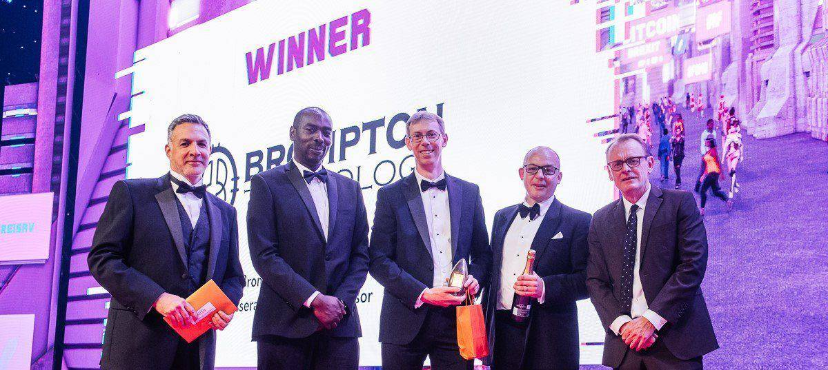 BROMPTON TECHNOLOGY WINS PROCESSING AND DISTRIBUTION TECHNOLOGY OF THE YEAR AT 2019 AV AWARDS