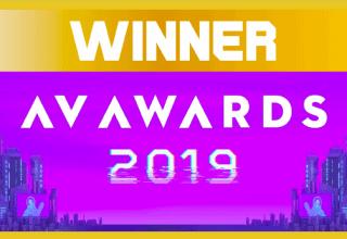 AV Awards Winner logo