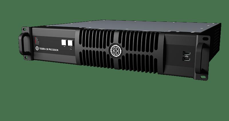 Tessera S8 LED Processor