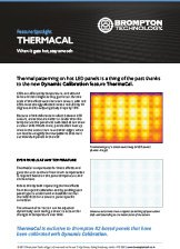 ThermaCal Feature Spotlight
