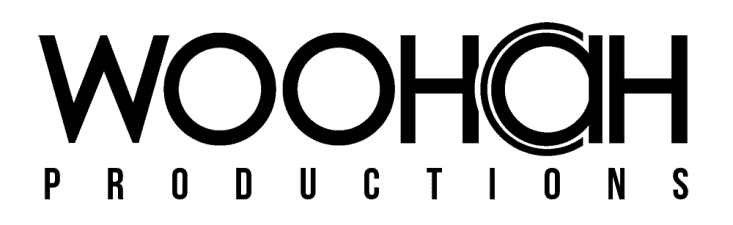 WOOHAH Productions logo