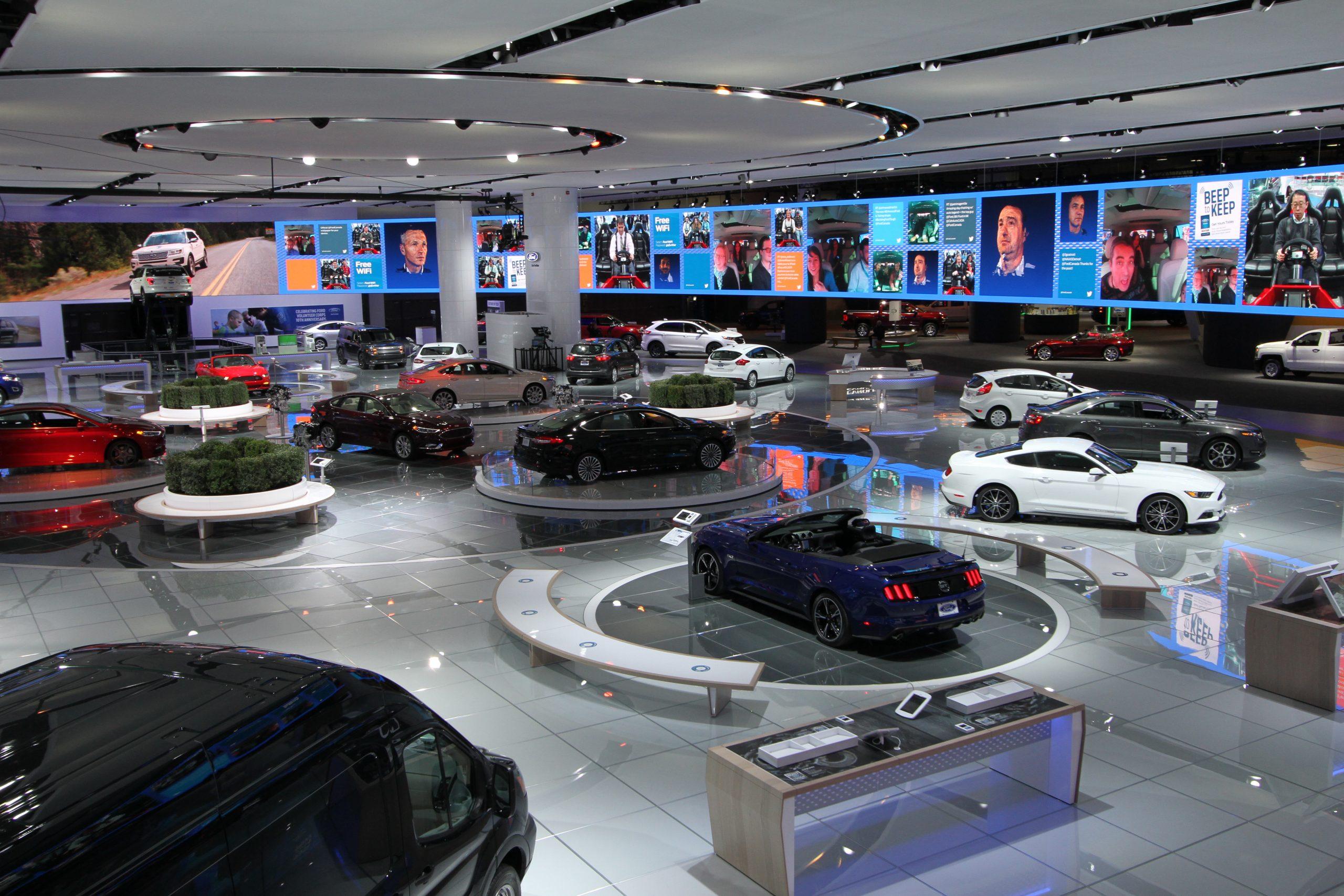 Detroit Motor Show