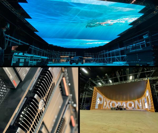 Pixomondo collage