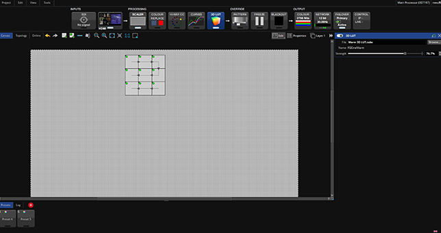 Processing3DLUT-screengrab