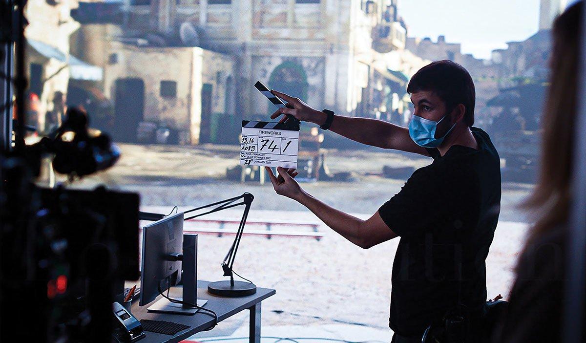Brompton Technology powers 80six Virtual Production Studios